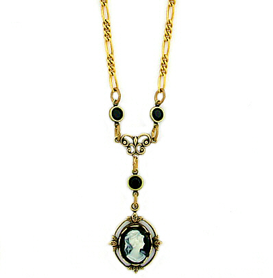vintage Victorian cameo fashion necklaces wholesale