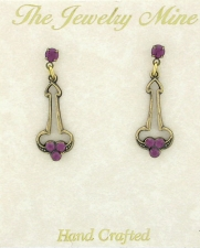 Vintage Victorian Fashion Earrings