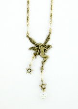 Vintage Reproduction Victorian Style Fairy Necklace